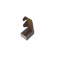 10X7X4,5Cm Kilitli Beyaz Karton Kutu koli 20 Adet