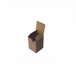 12X12X16Cm Kilitli Karton Kutu Koli 20 Adet