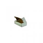 14X8X4Cm Kilitli  Beyaz Karton Kutu Koli 20 adet