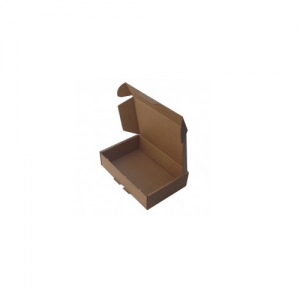 24X16,5X6Cm E Ticaret  Kilitli  Karton Kutu  Koli 20 Adet