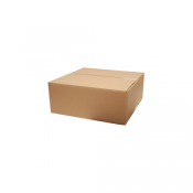 50X50X20Cm Çift Oluklu Kutu Karton Koli 10 Adet