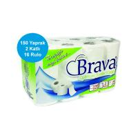 Brava Optimum Tuvalet Kağıdı 16 Rulo