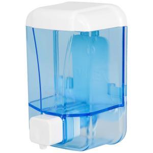 PaleX Sıvı Sabun Dispenseri Şeffaf 500 Cc