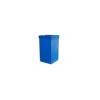 Plastik Atık Kağıt Kutusu